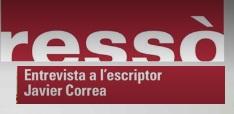 Entrevista Revista Ressò