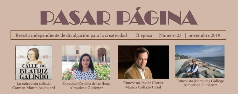 Entrevista Revista Pasar Página
